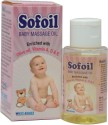 West Coast Sofoil Baby Massage Oil - 60 Ml