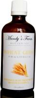 Mandy's Farm Pure Wheatgerm Massage Oil - All Natural! (100 Ml)
