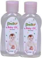 Bello Baby Oil (Non Greasy) (200 Ml)