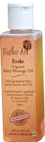 Rustic Art Organic Baby Massage Oil - Evoke (100 Ml)