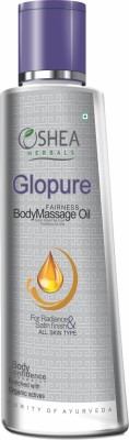 Oshea Herbals Glopure Fairness Body Massage Oil (120 Ml)