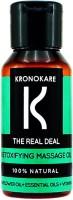 Kronokare The Real Deal - Detoxifying Massage Oil (60 Ml)