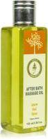 Vedic Concepts Herbal After Bath Massage Oil Sesame Basil Vetiver (100 Ml)