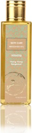 BioBloom Natural Massage Oil - Relaxing