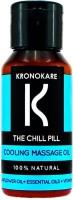 Kronokare The Chill Pill - Cooling Massage Oil (60 Ml)