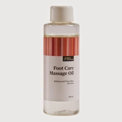 Bipha Ayurveda Body and Essential Oils Bipha Ayurveda Foot care massage Oil