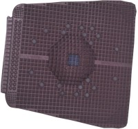 Life Line Services Acupressure Pyramids For Pain Relief Power Mat Massager (dark Coffee Colour)