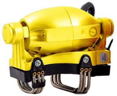 Kolvin KV731 Smart Massager (Yellow)