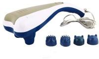 AAROGYA MANDIR MP-222 DOUBLE HEAD MASSAGE HAMMER Massager (WHITE/GREY)