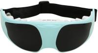 Globalepartner Eye-Mas-1GEP Magnetic Vibrating Magnet Therapy Massager (Black, Blue)