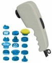 BLM 17 In 1 Full Body Massager - Blue & White