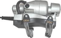 MSE SHM-05134 Kolvin Hamza Vibrate-AM35 Massager (Silver)