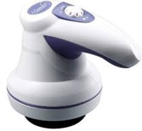 CreativeVia Healthcare Full Body Relaxation Manipol MP-2268 Massager (White, Purple)