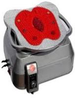 Acs Acupressure Oxygen & Blood Circulation Machine - IV Super Massager (Red, Black)