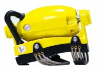 MSE KHM-04 Kolvin Hamza-04 Massager (Yellow)