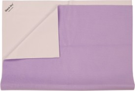 Quick Dry Rubber Small Sleeping Mat Waterproof Sheet Small-Lilac