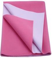 Babyrose Polyester Large Sleeping Mat (Pink, 1 Mat)
