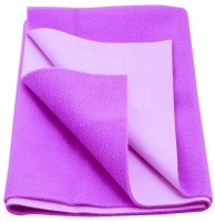 Babyrose Polyester Large Sleeping Mat (Purple, 1 Mat)