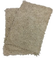 Tiskal Cotton Medium Bath Mat Karisma-Light Beige-2 Beige