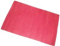 Cotton Rugs Cotton Medium Door Mat Cotton Rugs Red
