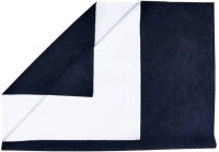 Wonder-Dry. Polyester Pongee Extra Large Generic Mat Quick Drying Absorbent Mat / Sheet For Double Bed (Navy Blue, 1 Mat)