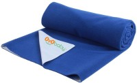 Oyo Baby Cotton Large Changing Mat Baby Care Sheet (Blue, 1 Mat)