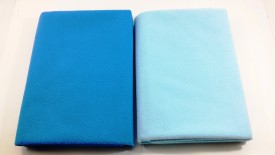 Vadmans Cotton, Latex Rubber Large Sleeping Mat VADMANS EAZI DRY BED PROTECTOR