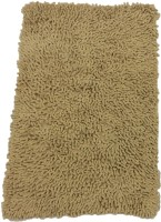 Tiskal Cotton Medium Bath Mat Karisma-Dark Beige-1 Beige