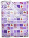 Wonderkids Strawberry Print Changing Mat - Multicolor