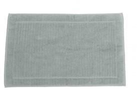 Avira Home Cotton Medium Bath Mat Ribbed Terry Bathmat