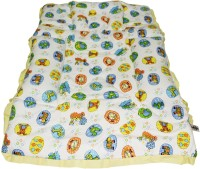 Wonderkids Animal Print Fix Pillow Mat (Yellow)