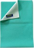 Eazi Breathabe Waterproof Mattress Protector Sea Green (Sea Green)