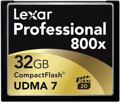 Lexar 32 GB Compact Flash  Memory Card