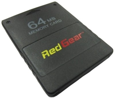 Buy Red Gear: Memory Card