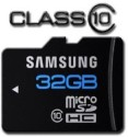SAMSUNG Ultra 32 GB MicroSD Card Class 10 24 MB/s  Memory Card