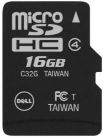 Dell 16GB Class 4 MicroSDHC Memory Card