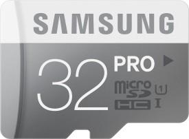 Samsung 32 GB Micro SDHC Pro Memory Card