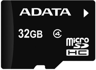 AData 32GB Class 4 MicroSDHC Memory Card