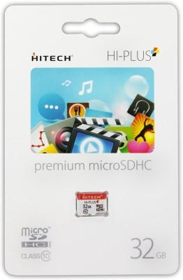 Hitech-Hi-Plus-32GB-MicroSDHC-48-Mb/S-(Class-10)-Memory-Card