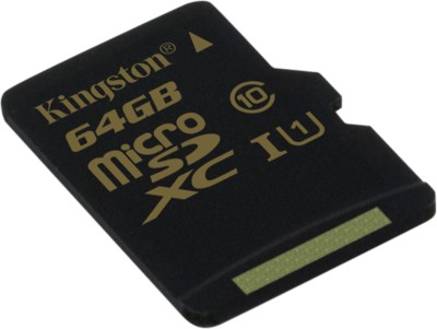 Kingston-64GB-Class-10-MicroSDXC-Memory-Card