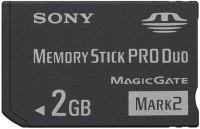 Sony MS-MT2G/T 2GB Produo Card