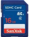 SanDisk 16 GB SDHC Class 4 Memory Card: Memory Card