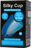 Silky Cup Medium Reusable Menstrual Cup
