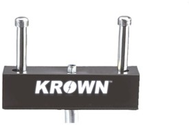 Krown 2 Microphone Tee Connector Microphone Stand