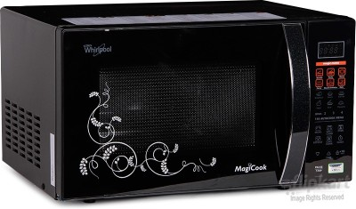 Whirlpool Magicook 20L Elite-Black (New) 20 L Convection Microwave Oven (Black)