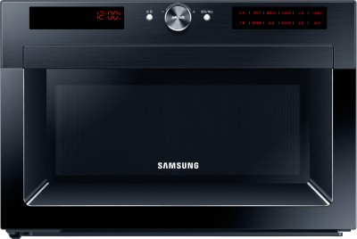 SAMSUNG 32 L Convection Microwave Oven (MC322GAKCBB/TL, Black)