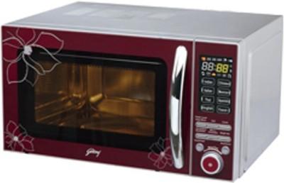 Godrej GME 20 CM2 FJZ 20 L Convection Microwave Oven (Red)