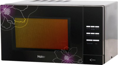 Haier HIL 2301CBSB 23L Convection Microwave Oven