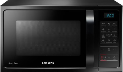 SAMSUNG 28 L Convection Microwave Oven (CE1041DFB/XTL, Black)
