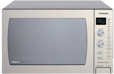 Panasonic NN CD997S 42 L Convection Microwave Oven Stainless Silver available at Flipkart for Rs.52900